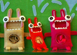 cute monster ipod covers
