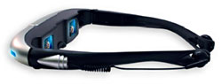 iWear video display glasses