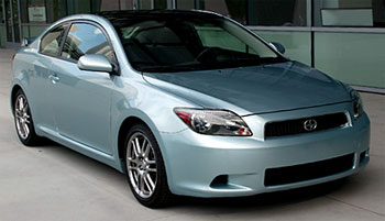 Scion TC iPod Standard