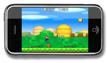 Nintendo Games iPhone