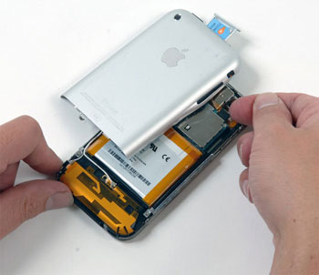iPhone Dissection