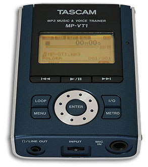 Tascam MP3 Player