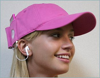 ipod hats make supermodels look stupid