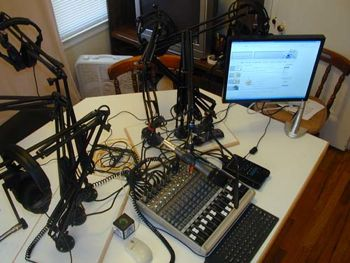 podcasting rig