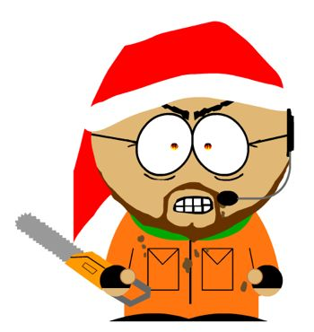 South Park's Disturbed Podcaster