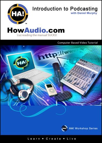 Introduction to Podcasting DVD