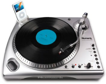 Numark iPod Turntable