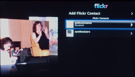 Apple TV flickr