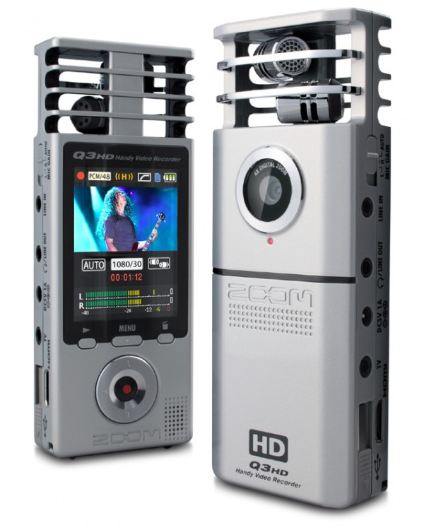 Zoom Q3HD Camcorder