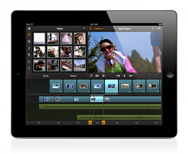 Avid Studio for iPad